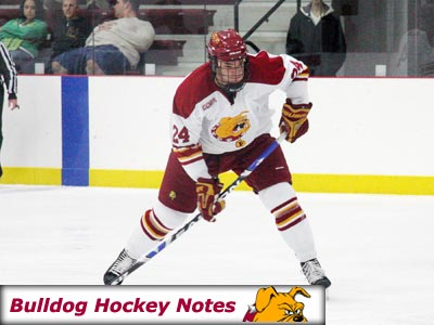 Weekly Notes Games 1-2: Ferris State at Canisius