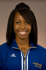 Nwaba Leads Big West Heptathlon After Day One