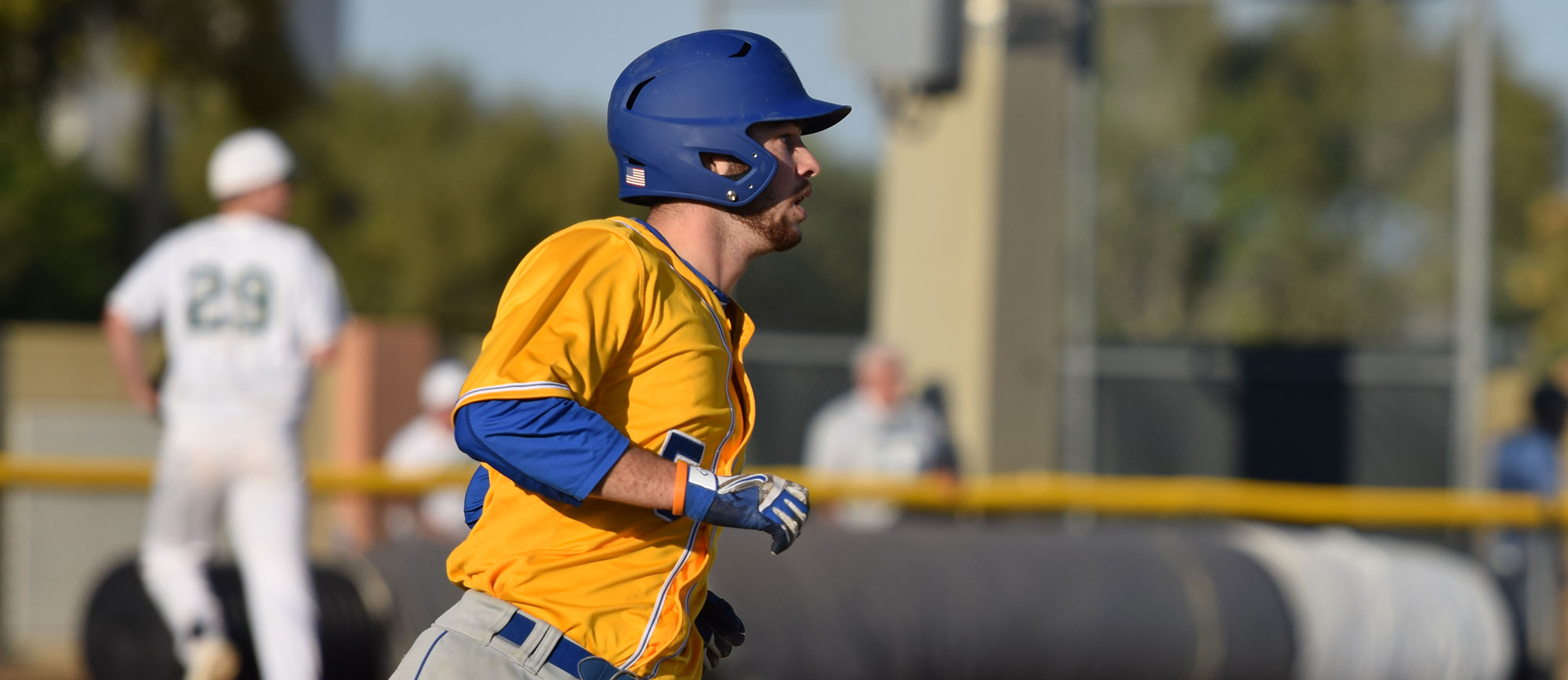 Golden Bears Rally Past Illinois Wesleyan with Five-Run Sixth Inning, 6-4