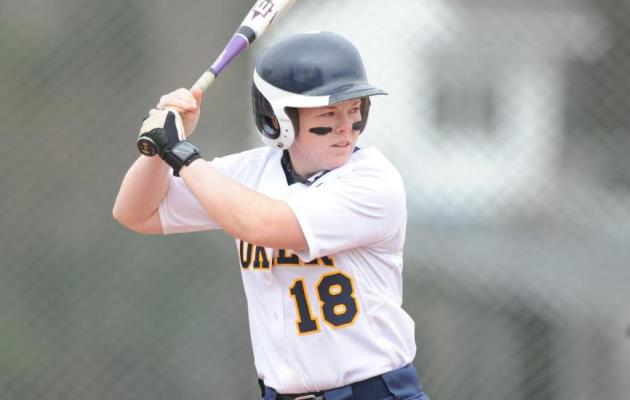 Coker's Burr Named Conference Softball Player of the Week