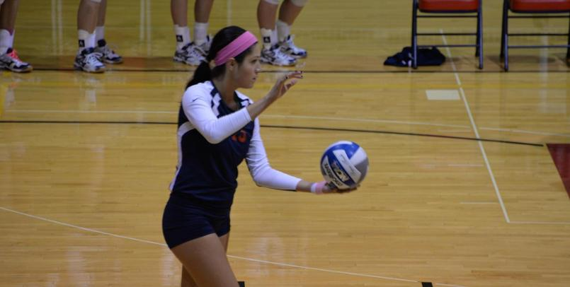 SVSU Volleyball opens Crossover Tournament with 3-1 win over UMSL