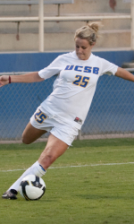 Kugler's Second Half Goal Leads Gauchos Past Cal State Fullerton, 1-0