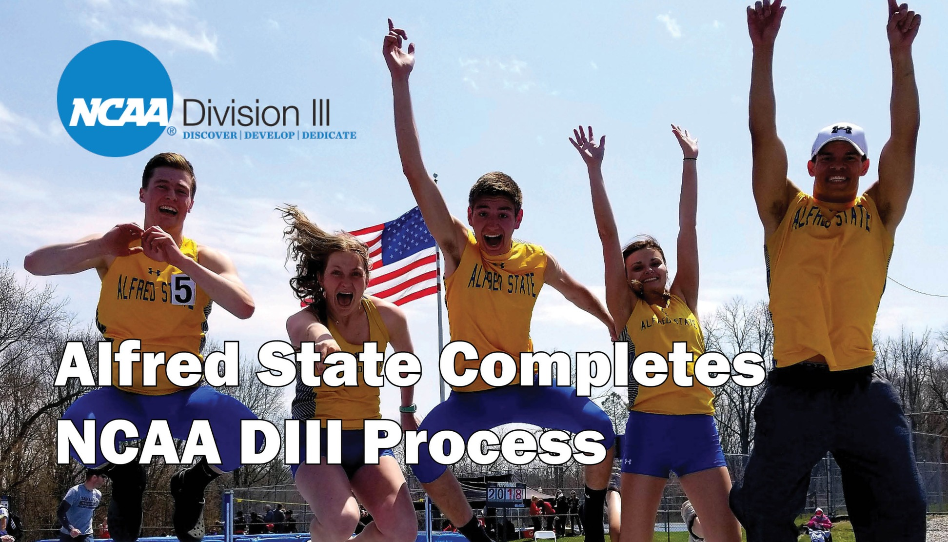 Alfred State completes NCAA DIII Process