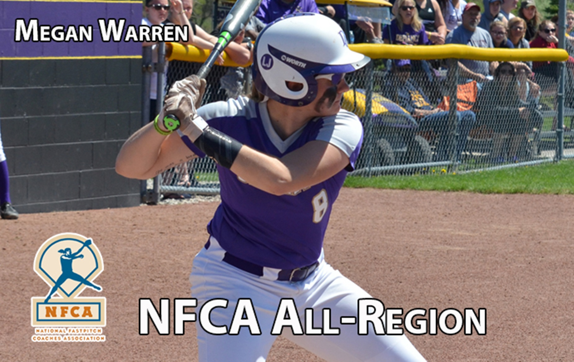 Warren Tabbed NFCA All-Region