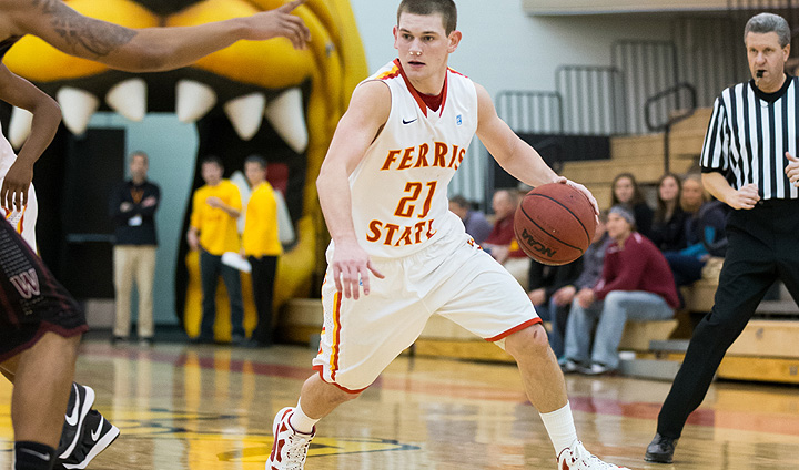 PREVIEW: Men's Basketball Welcomes Upper Peninsula Foes