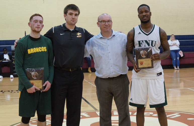 Delhi Ends Beach Bash on Short End of Scoring Spree vs. FNU, Fragale Named All-Tournament Team