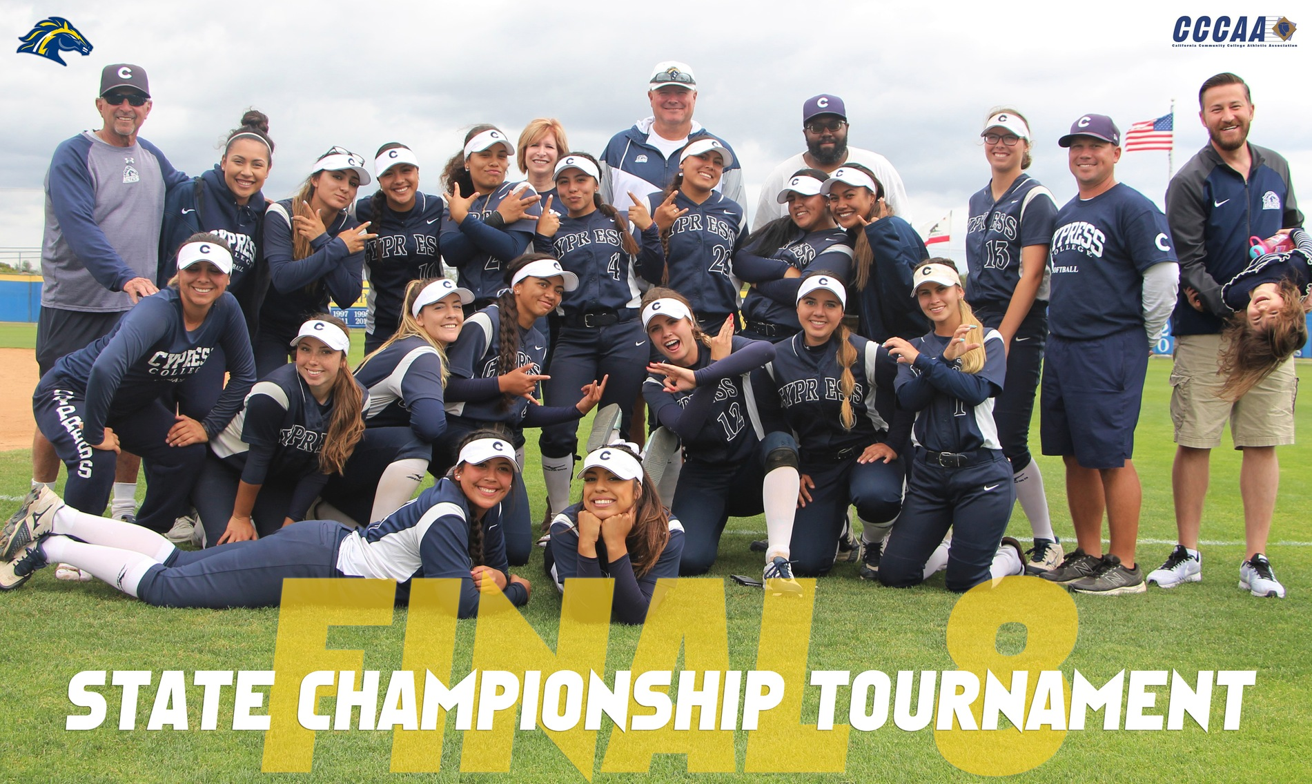Lady Chargers Punch Ticket to 2018 CCCAA State Championships