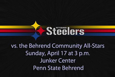 Behrend Basketball Hosts Pittsburgh Steelers