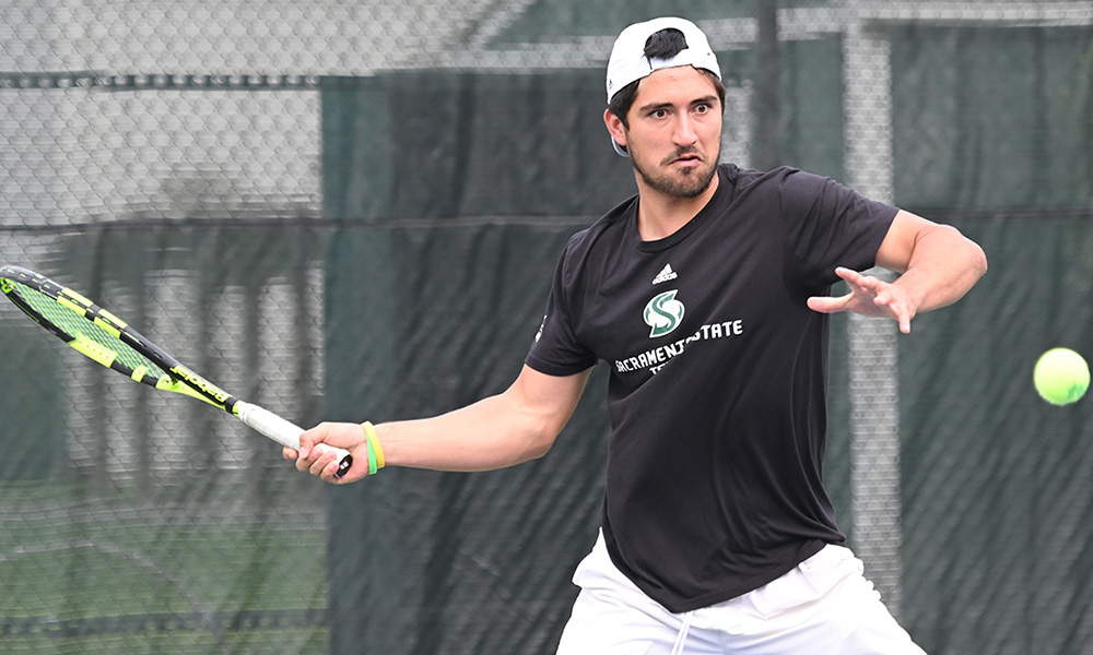 MEN'S TENNIS DROPS HOME OPENER TO SOUTHERN UTAH, 4-3