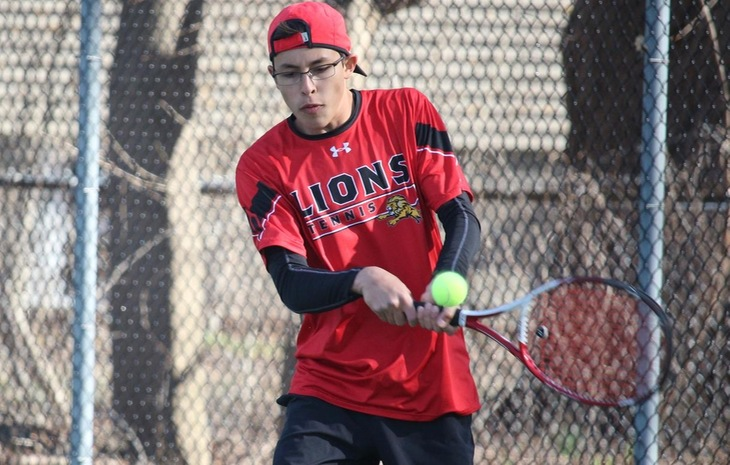 Men's Tennis Earns 8-1 Victory Over Endicott
