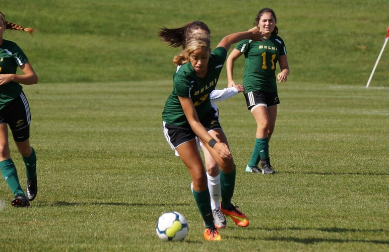 Broncos' Two-Goal Rally Comes Up Short in Defeat to Fisher