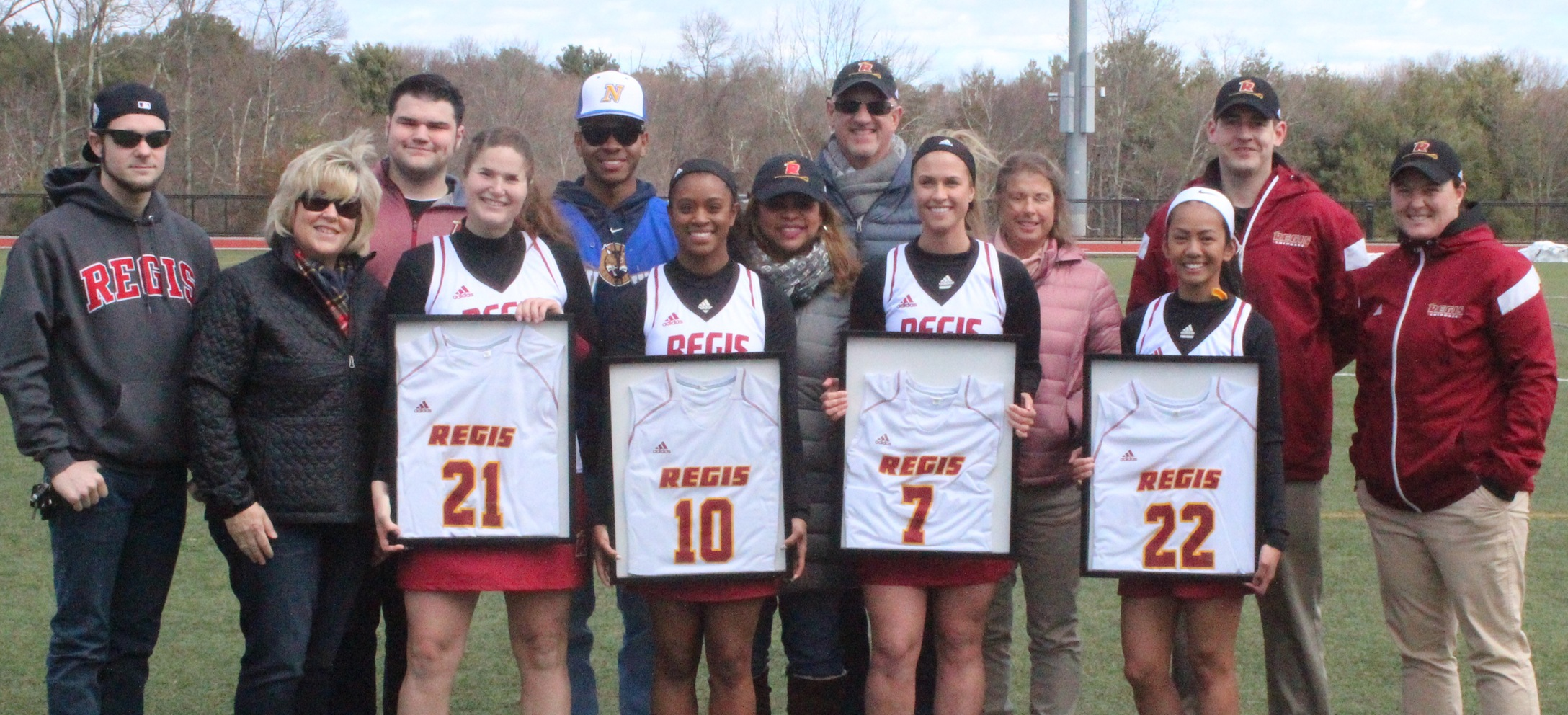 Women's Lacrosse Cruises Past Bay Path on Senior Day