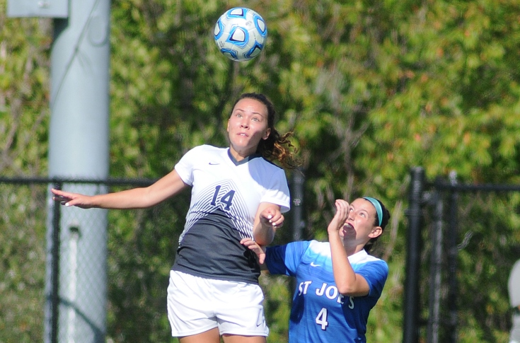Women's Soccer: Raiders fall on road to Norwich, 2-1