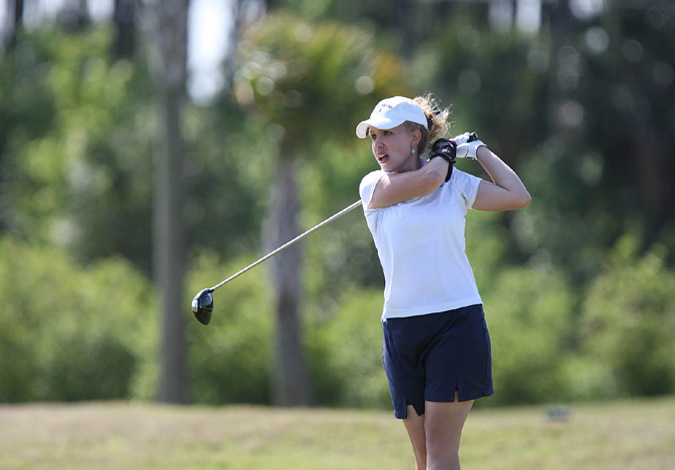 Women's Golf Stands 15th after Round One at the Memphis Women's Invitational