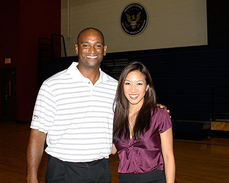 Coach Pride with Michelle Kwan