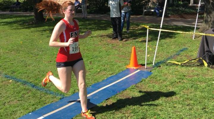 Women's Cross Country Takes 12th at Gordon Pop Crowell Invitational