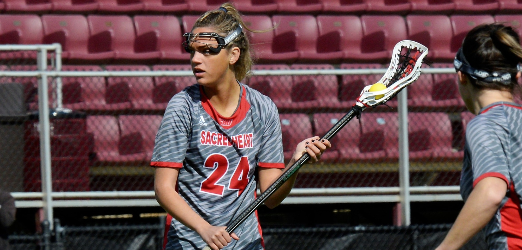 Farhat Has Hand in Eight Goals as Pioneers Dominate CCSU, 17-4