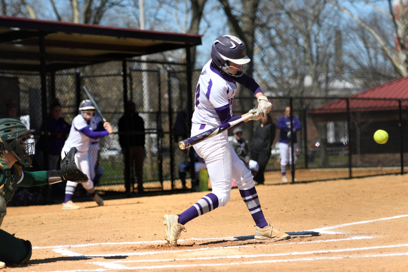 Luzzi's Game-Winning Double Lifts UB Softball To 6-5, 11-Inning Win Over St. Thomas Aquinas To Open ECC Championship