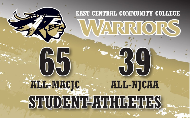 65 ECCC Student-Athletes Recognized for Academic Performance