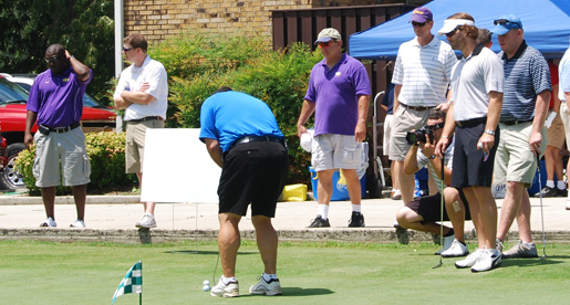 Former football players invited to annual Alumni Golf Classic, July 13