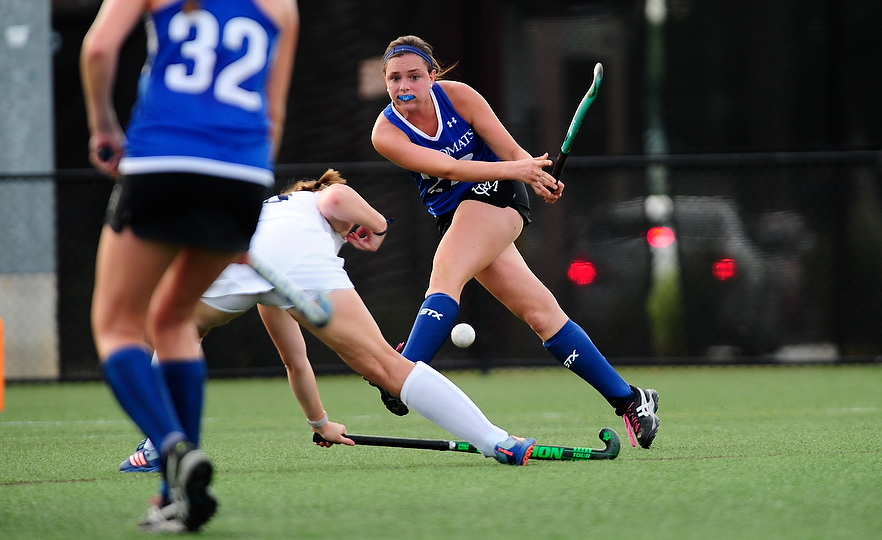 Consiglio's Four-Goal Effort Leads F&M Past Bryn Mawr