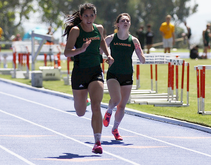 Women's Track & Field beats Whittier, loses to CMS