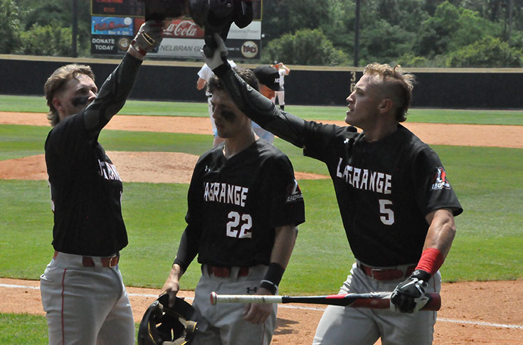 Baseball: Panthers rally to even series with Birmingham-Southern