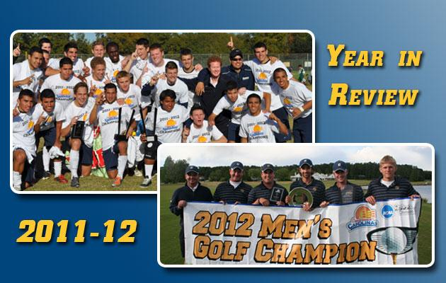 2011-12 Coker Athletics Year in Review