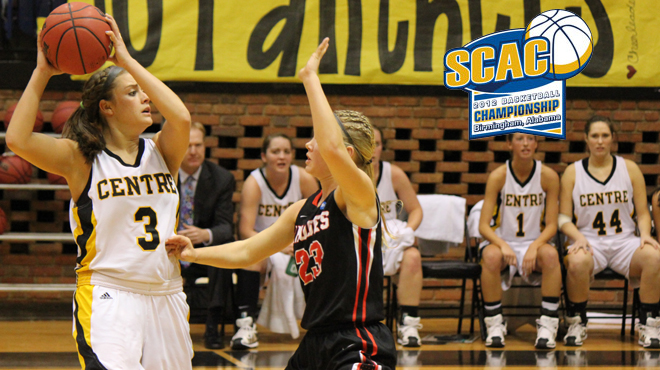 Centre & Millsaps To Advance To SCAC Women's Championship Game