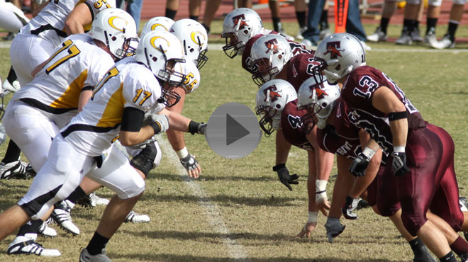 SCAC Football Week 11 - Video Recap