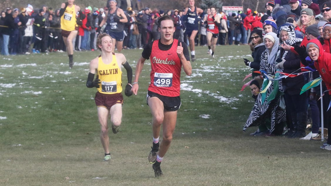 Otterbein Men's Cross Country Repeats as Runner-up at Great Lakes Regional