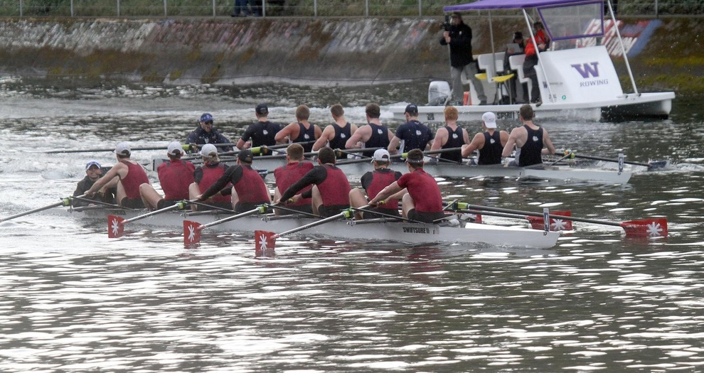 Stanford Invite on Tap for Men's Rowing