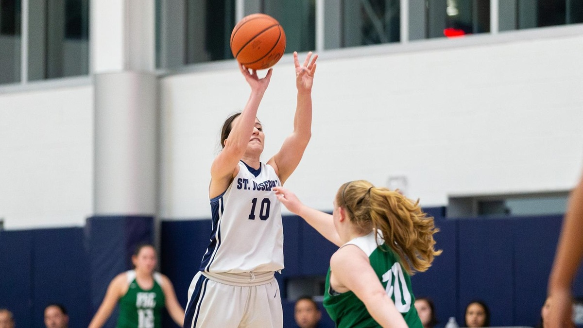 Porcasi Powers Women's Basketball Second-Half Surge Past Wesley