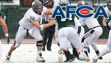 CWRU's Gage Blair Named to AFCA All-America Team