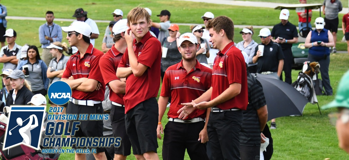 CMS Men's Golf Ready to Defend National Championship Title; Pomona-Pitzer's Rooney and La Verne's Spencer to Compete as Individuals