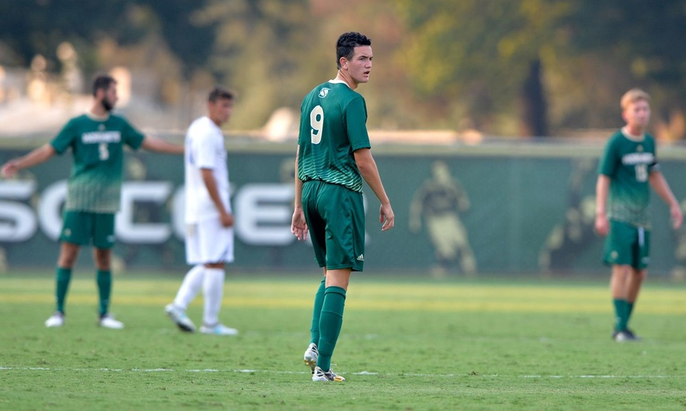MEN'S SOCCER OPENS HOMESTAND WITH CAUSEWAY SHOWDOWN
