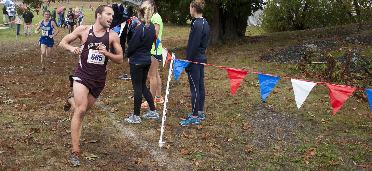 Men's Cross Country Places Fourth at Smith Invitational