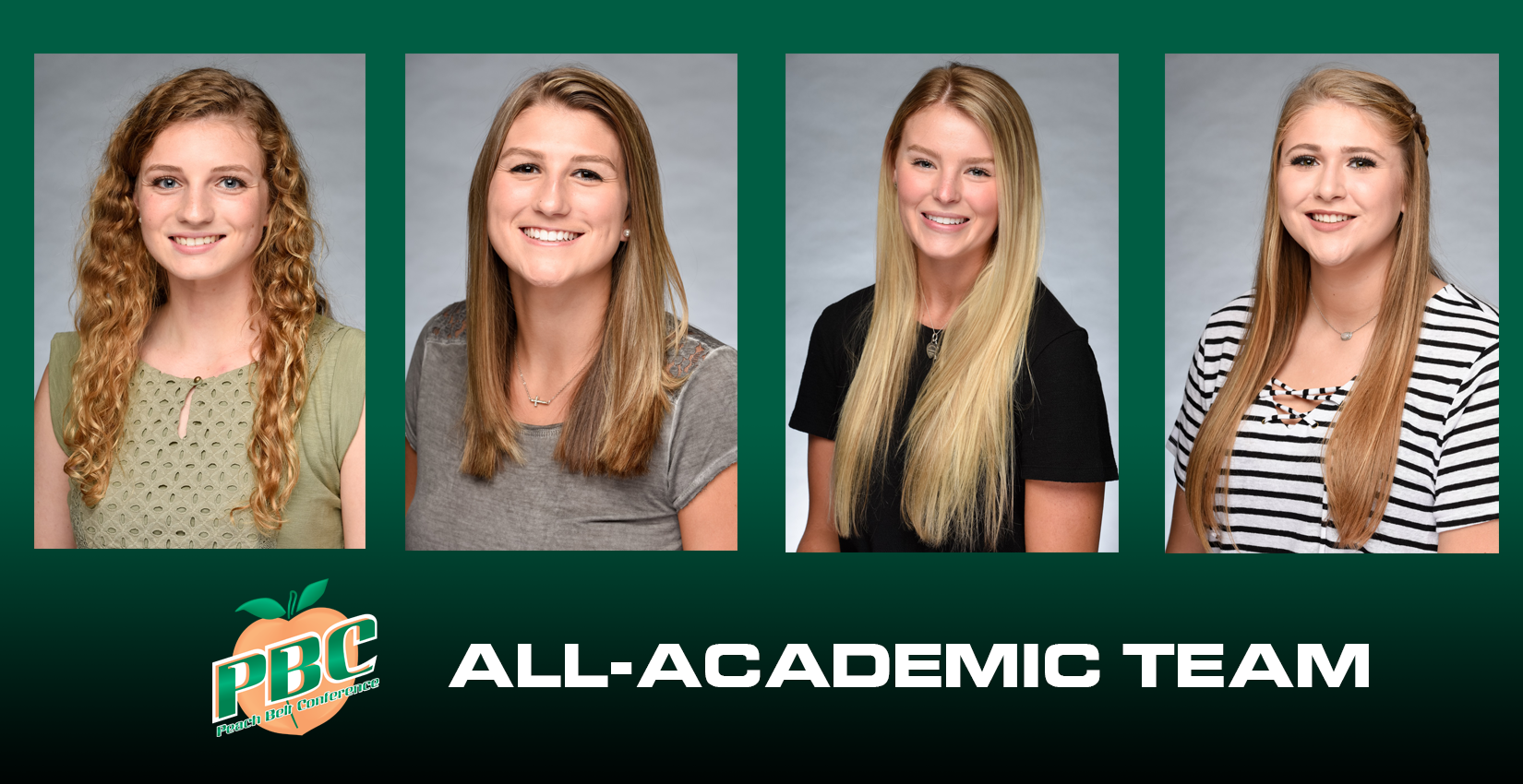PBC All-Academic Team