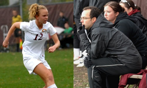 Rounds And Weiler Headline MIAC Honorees