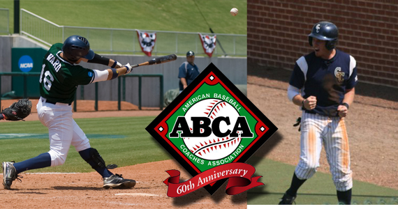 Funk, Ward Named All-American by ABCA