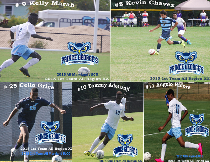 Men's Soccer Players Earns Accolades
