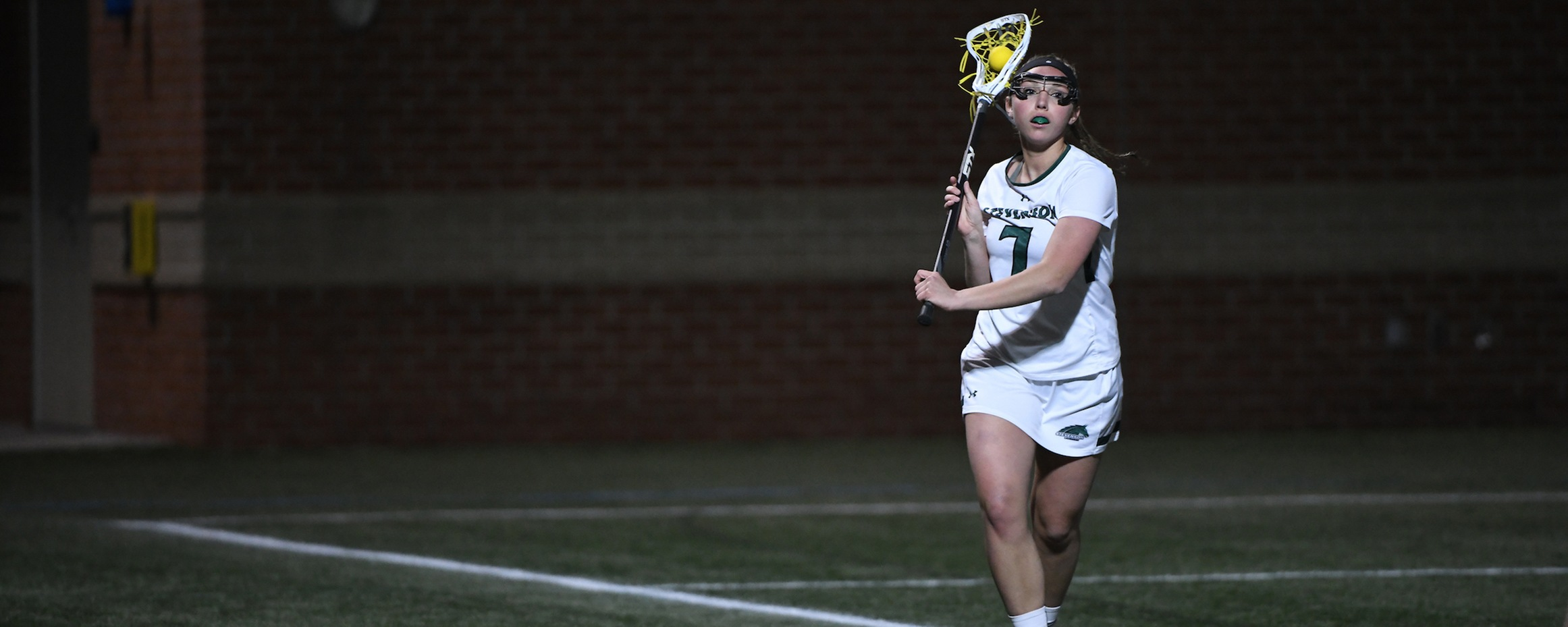 Seipp Totals Three Points in 11-10 Loss at Arcadia