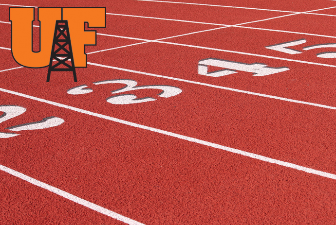Men and Women's Track Ranked Nationally