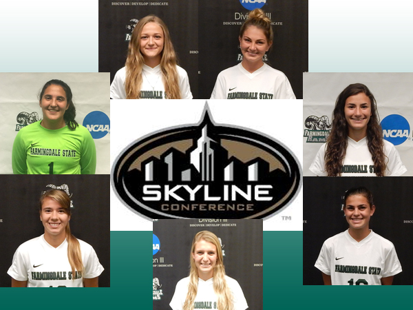 Women's Soccer Tallies Seven All-Conference Selections; Ford Named Rookie of the Year
