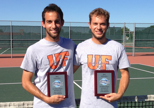 Ringsletter/Semal Compete at ITA Nationals