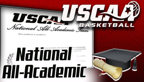 Bruce and Jenkins Earn USCAA All-Academic Honors