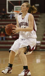 Michelle Cozad To Play Professional Basketball In Europe