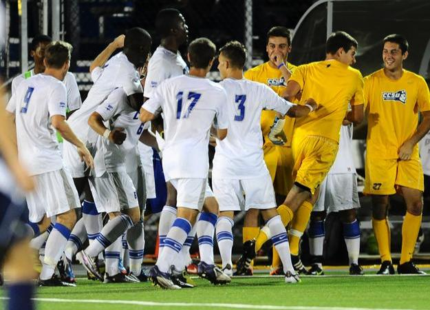 CCSU Stuns SFNY 3-2 in Final Seconds