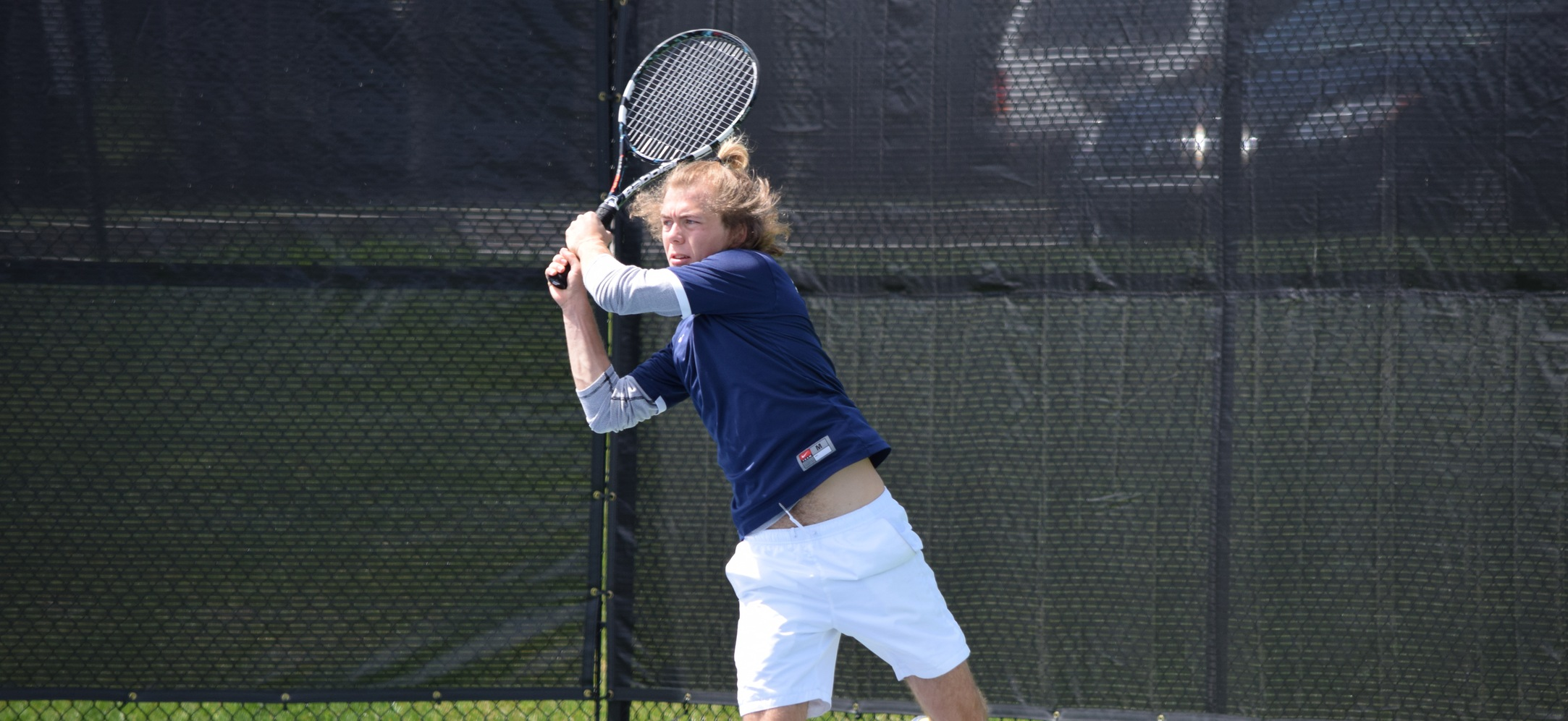 Men's Tennis Defeats Catholic