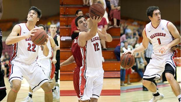 Medlock, Friel and Coro named to 2014 All-PacWest Team